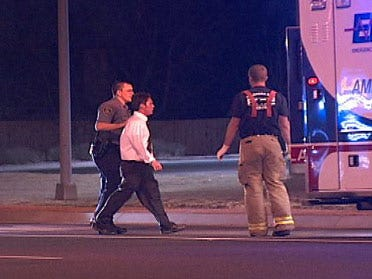 Man hit and killed on NW Expressway