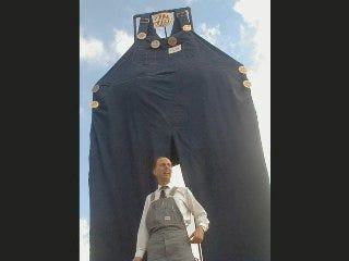 World's largest overalls expand to Japan