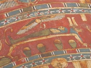 Egyptian mummy rests in Oklahoma museum
