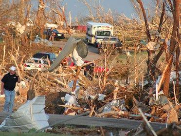 Tornado-ravaged town might not rebuild