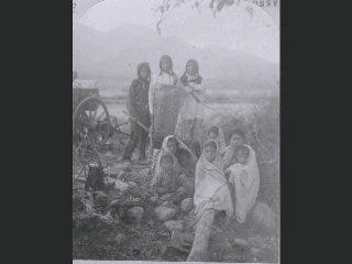 Native Americans relate to Holocaust survivor