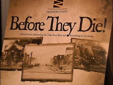Film recalls Tulsa race riot