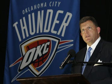 Single-game Thunder tickets on sale