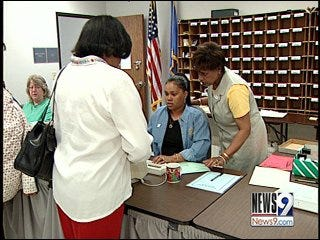 Voters removed from Oklahoma rolls