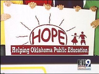 Initiative would raise education funding