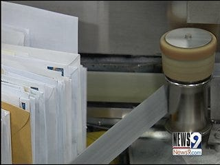 Postal Service armed with threat detectors