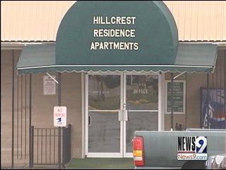 Late bills leave residents in dark