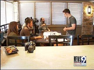 Lights, camera, Oklahoma movie making
