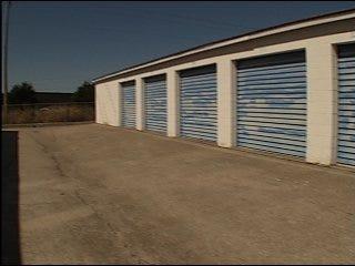 Gun collection stolen from self storage unit
