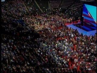 Republicans convention cut short