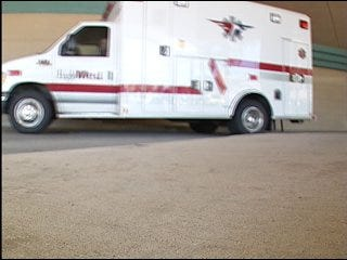 Recovering OSU student transported back to OKC