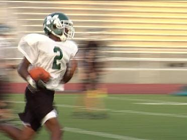 Roughers RB back in action