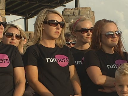 Metro Women's Club Encourages Running for Health