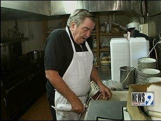Restaurant Owner Feeds Those in Need