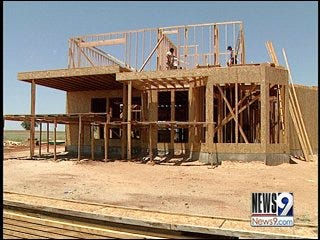 New Code Could Mean Fire Sprinklers in New Homes