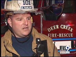 Grants Help Volunteer Firefighters
