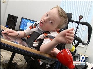 Children's Center in Bethany uses Music as Therapy