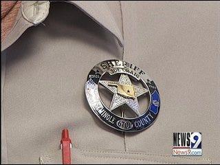 Seminole County Sheriff Suspended