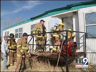 Rural Firefighters Train to Keep You Safe