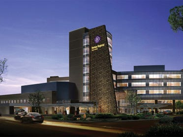 Norman Regional Hospital Opening New Center