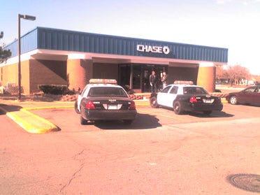 Attempted Robbery at Oklahoma City Bank