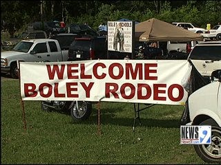 Boley Rodeo Puts Safety First This Weekend