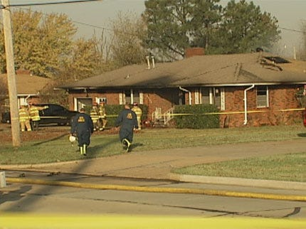 Arrest Made in South Oklahoma City Shootings, Fire