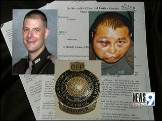 Man Files Lawsuit Against OHP for Alleged Beating