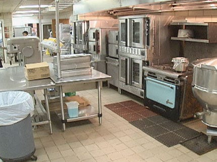 $1.5M in Stimulus Funding Beefs Up School Kitchens