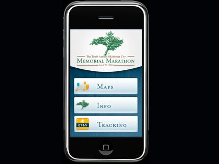 OKC Memorial Marathon: There's an App for That