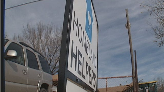 Charity's Money Problems Stop Construction On Guthrie Grandmother's Home