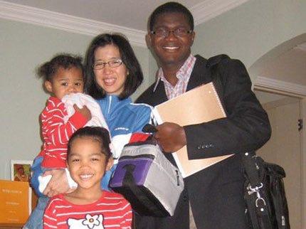 Shawnee Family Returns Home from Haiti