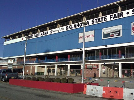 Effort to Save Oklahoma's Speedway Hits A Roadblock