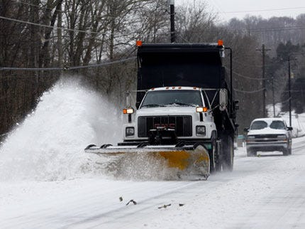 Winter Storm Takes Life Of Tennessee Woman