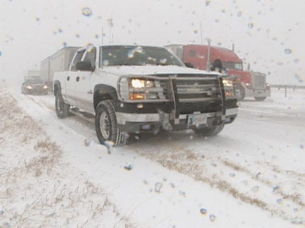 Cleveland County Assesses Dollar Damage After Blizzard