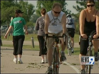 Oklahoma City Providing Safe Alternatives for Cyclists