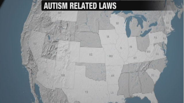 Battle Over Insurance Coverage For Kids With Autism Brews At Capitol