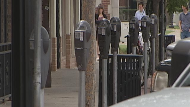 Norman Police Cite Saturday Campus Corner Customers For Expired Meters