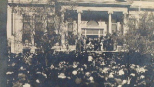 Guthrie: The Wedding Capitol Of Oklahoma