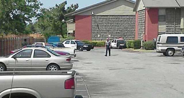 UPDATE: One Person Shot At OKC Apartment Complex