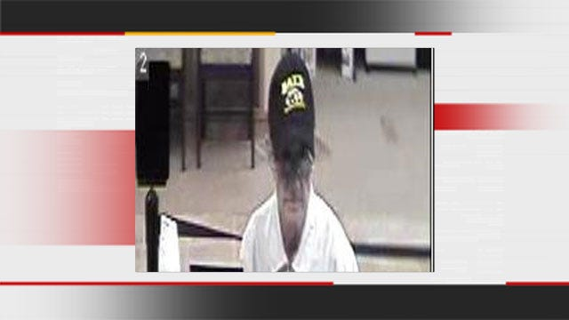 UPDATE: Robber Swipes Cash From South OKC Bank