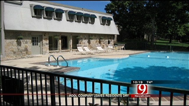 Consumer Watch: Pool Company Leaves Condo Community Pool Dry