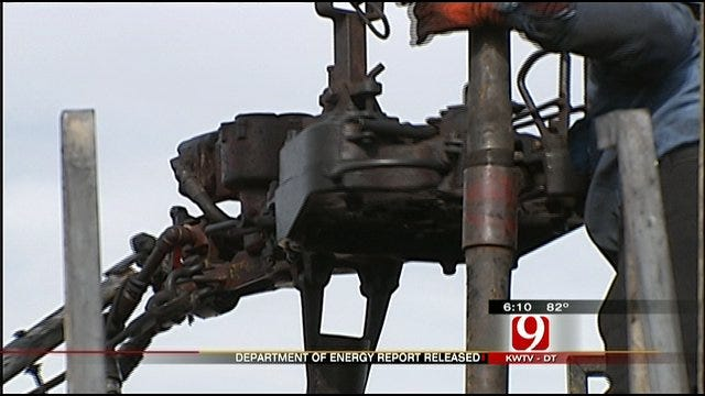 """Report: """"Fracking"""" Risks Need To Be Mitigated"""
