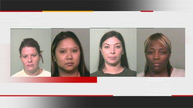 OKC Police Make Arrests, Investigate Interstate Prostitution Ring