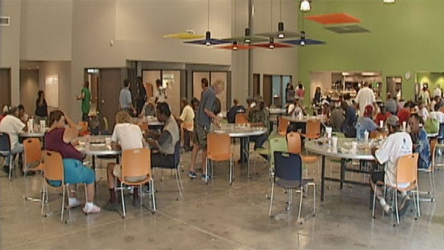 State's Only Homeless Resource Campus Opens In OKC