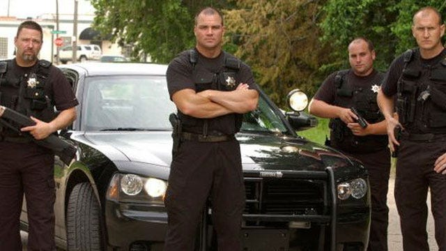 Police Identify Men Who Terrorized Midwest City Family As 'Bounty Boys'