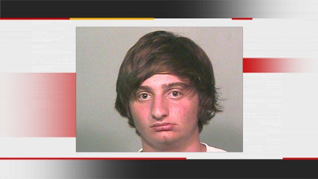OKC Police Arrest Teen Accused Of Almost Running Over Officer