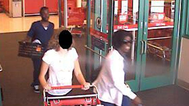 The Village Police Looking For Credit Card Theft Suspects