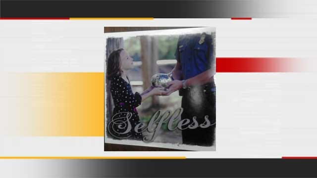 CD To Benefit Paralyzed OKC Officer Now On Sale