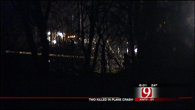 Two Killed In Plane Crash Near Chickasha